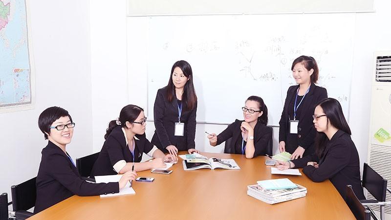 佩琪-团队会议