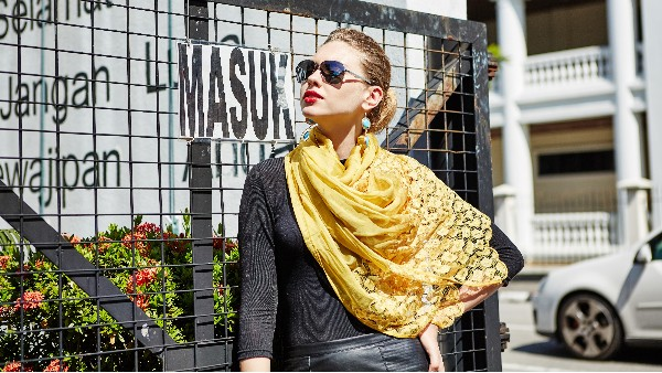 佩琪冬季围巾已成为时尚搭配单品,保暖凹造型