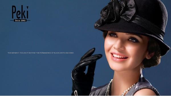 佩琪:不同帽子种类不同的搭配,有不一样的精彩