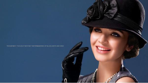 佩琪:帽子搭配必买的三款