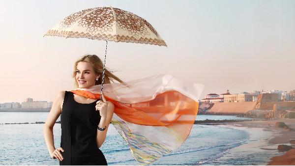 佩琪:教你怎么选购雨伞