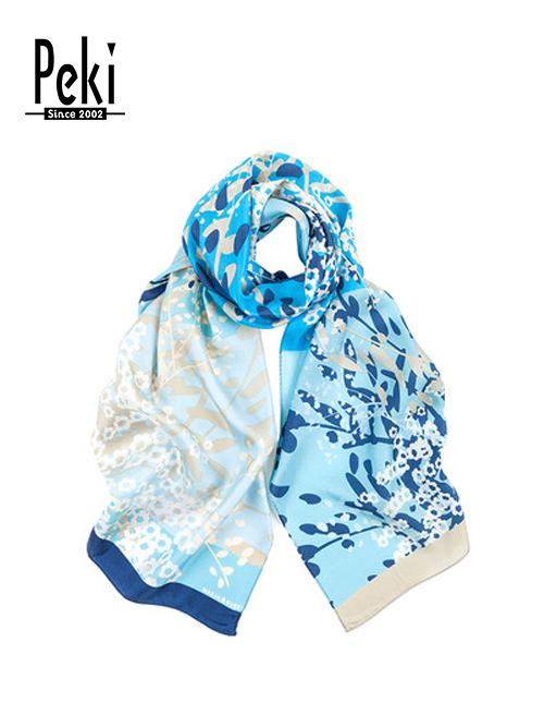 桑蚕丝长巾1 458x170cm