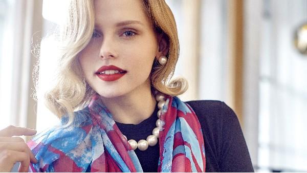 佩琪:如何选购围巾,什么材质的围巾好