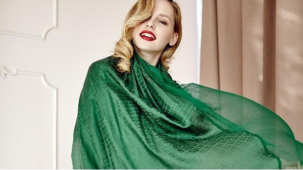 冬季围巾搭配大全,尽显时髦