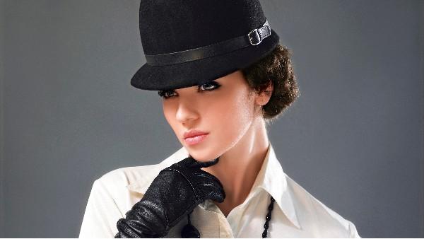 佩琪冬季帽子搭配大法
