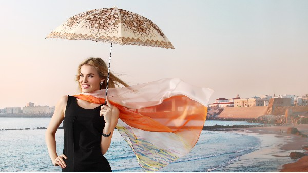 佩琪:遮阳伞搭配服饰五大准则
