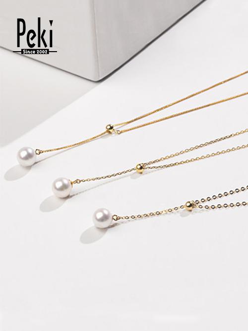 珍珠项链4