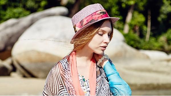 佩琪:帽子搭配好超时髦,送你选择小妙招