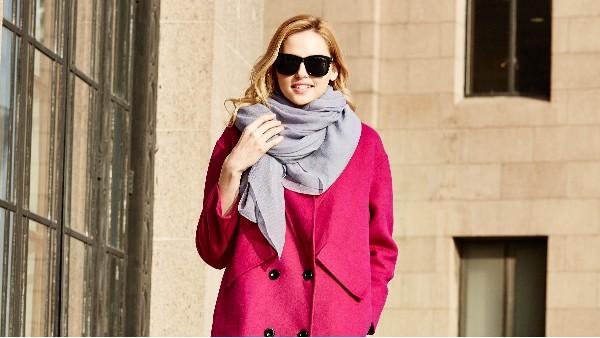 佩琪:秋冬季的围巾搭配小心机!